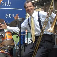 Sean Mahony - Trombone, Vocalist