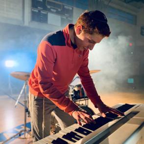 Seth Maza - Keyboards